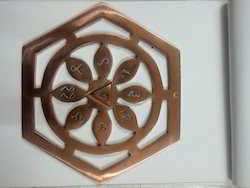Mangalmay Bhoom Yantra Copper Solid
