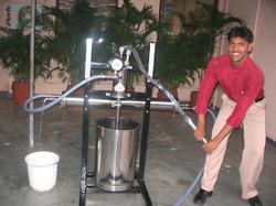 Hand Operated Reverse Osmosis System