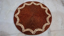 Beaded Place Mat