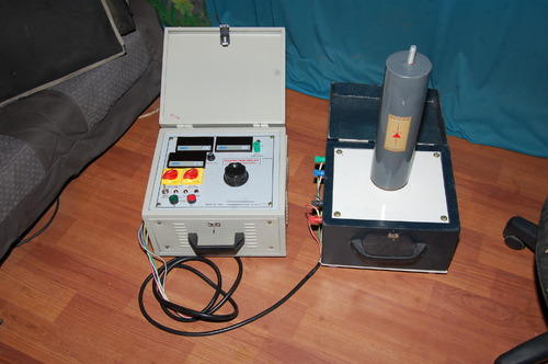 High Voltage Tester Manufacturers : High voltage test kit dc