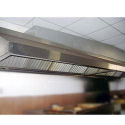 Commercial Kitchen Chimney