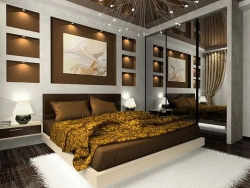 Modern Bed Room Set