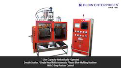 Parison Control Blow Molding Machine