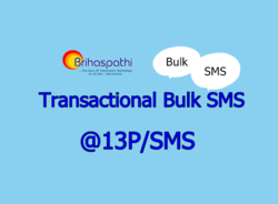 Transactional Bulk SMS(75000 SMS Package)
