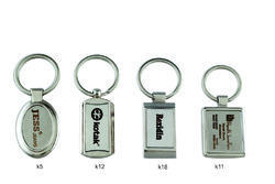 Metal Key Chain