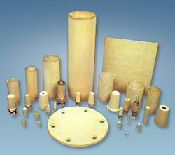 Sintered Bronze Filter Elements