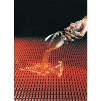 0.6mx10m Economical Anti Slip Matting Roll Red