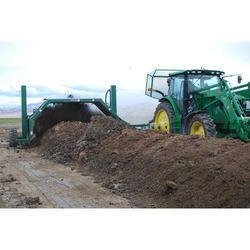 Bio Waste Composting Machine