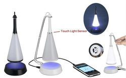 Table Lamp with Bluetooth Speaker
