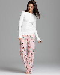 Foral Pajamas