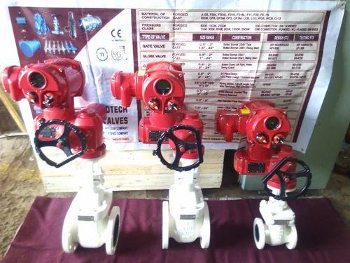 Industrial Motorized Valves