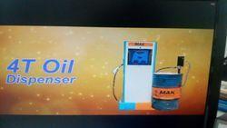 4T Oil Dispenser
