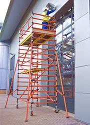 Modular Mobile Scaffold Towers
