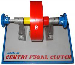 Centrifugal Clutch Model