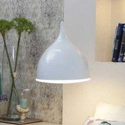 Delos White Pendant Lamp