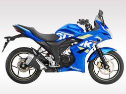 Suzuki Gixxer SF Motorcycles