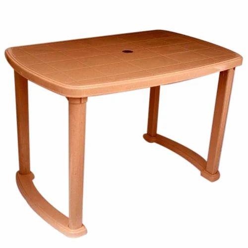 Plastic Molded Table