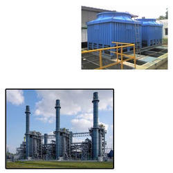 Cooling Tower for Power Plant