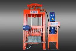 Global 860 S Hydraulic Block Making Machine