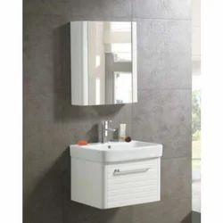 Acrylic Bathroom Cabinet