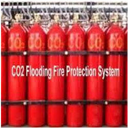 Commercial Carbon Dioxide Flooding System