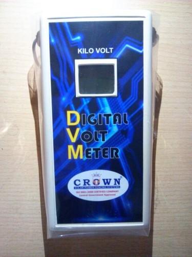 Fencing Digital Voltmeter