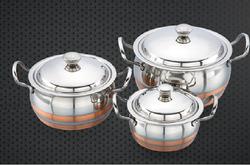 Titoni Copper Cookware