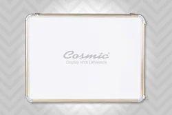 Sober Magnetic White Board