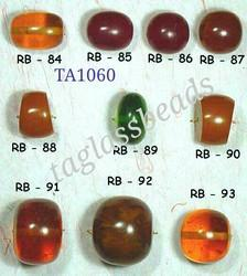 Fancy Resin Large Beads