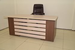 Sleek Office Executive Table
