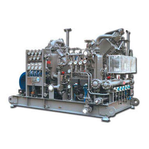 Nitrogen Gas Compressor