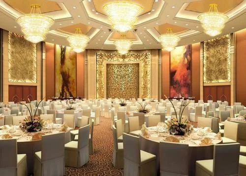 Banquet Interior Designing Services Banquet Hall