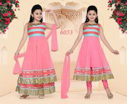 Girls Lehenga And Churidar