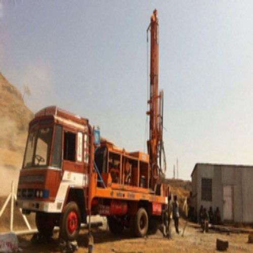 Reverse Rotary Drilling Services