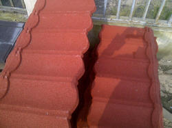 sand coated roofing tiles