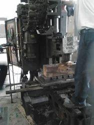 CNC Machine Reconditioning Service