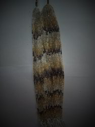 Bear Quartz Faceted Beads