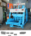 Solid Block Making Machine