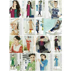 Cotton Catalogue Kurti