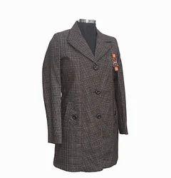 Female Tweed Coat
