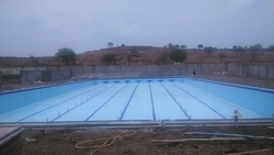 Swimming Pool Construction Services Farm House Swimming Pool Construction Services