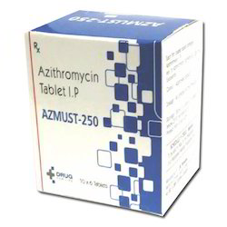 Azithromycin-250 & 500 Tablets