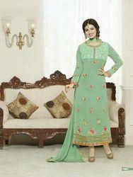 Trendy Georgette Salwar Suit