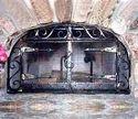 Wrought Iron Fireplace Screen
