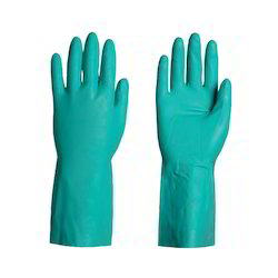 Nitrosol Chemical Resistant Hand Gloves CE Marked