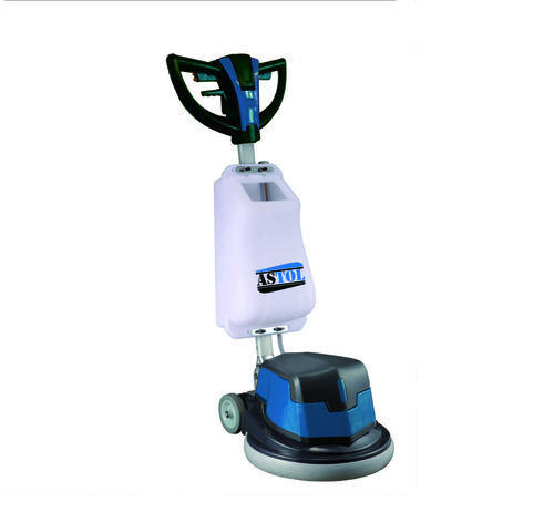 Single Disc Scrubbing & Polishing Machine
