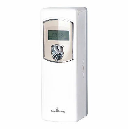 Automatic aerosol dispenser automatic air freshener - Automatic bathroom air freshener ...