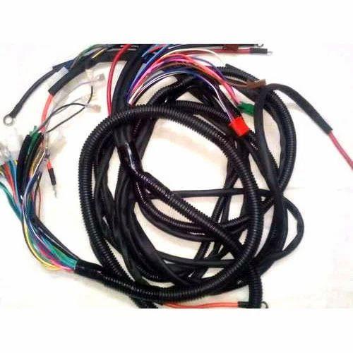 wiring harness e rickshaw wiring harness manufacturer from new delhi rh indiamart com Automotive Wiring Harness Truck Wiring Harness