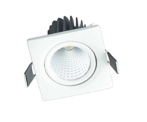 Cob Led Down Light 10w Square Cob Spot Light Lsi 012