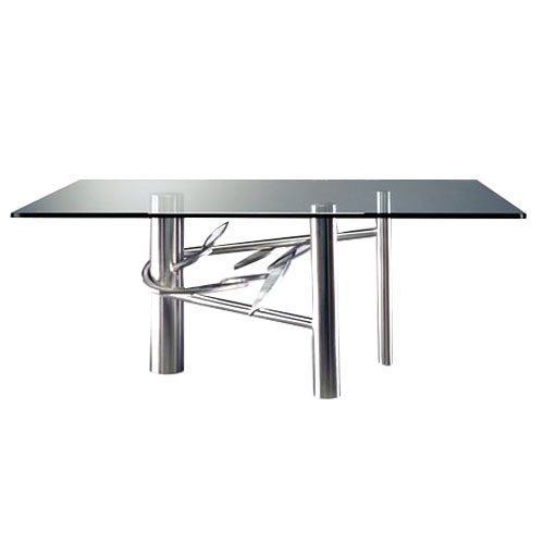 Dining Table And Set - Stainless Steel Dining Table Frame ...